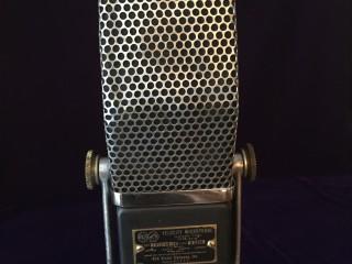 RCA (Victor) 44A – Vintage Ribbon mic