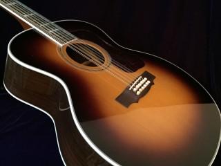 Guild F-512 12-String Acoustic Guitar Sunburst