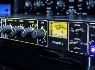 Drawmer 1968 ME Tube Stereo Bus Compressor