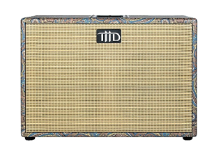 THD 2X12 Ported Cabinet
