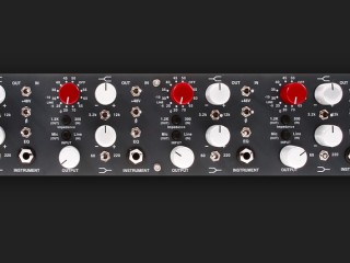 Vintech Audio 473 Preamp with EQ