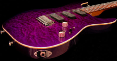 Feelin' Purple? – check out this Tom Anderson Cobra S at plectrum|nyc!