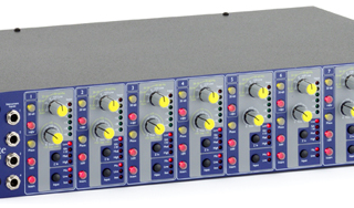 Focusrite ISA 828 8-Channel Mic Pre