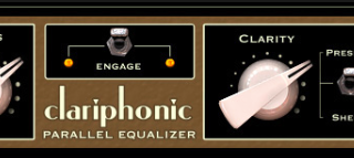 Kush Clariphonic Parallel EQ