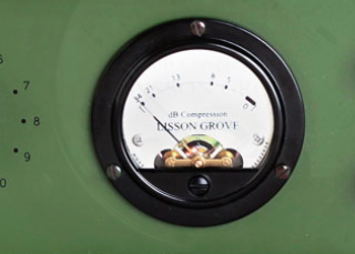 Lisson Grove AR1 Tube Compressor
