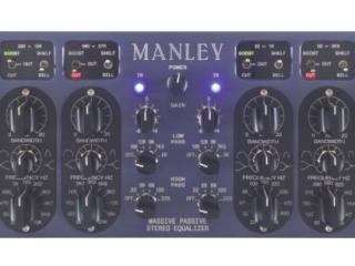 Manley Massive-Passive Tube EQ