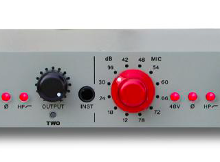 Wunder PaFour 4-Channel Mic Pre